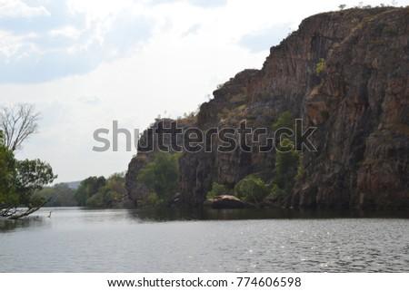 Katherine Gorge Northern Territory Australia Nov 2014 #774606598