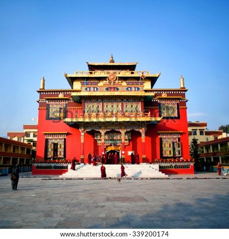 kathmandu  nepal   march 26 ...