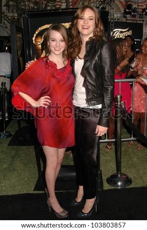Kay Panabaker And Danielle Panabaker