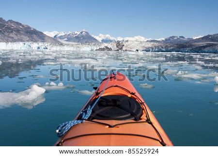 kayak trip:
