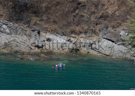 Kayaking tour pictures