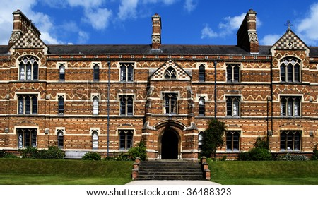Keble College, Oxford UK