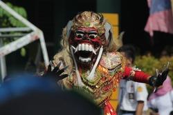 Kecak Dance from Bali, Indonesia