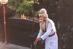Kecak dance in Uluwatu, Bali