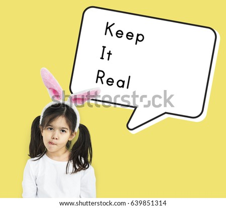 Keep it Real True Cool Honesty Lifestyle #639851314