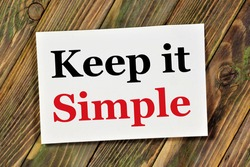 Keep it simple. Text label in the sign of the banner. Easy to understand and effortless to use, does not require much time.