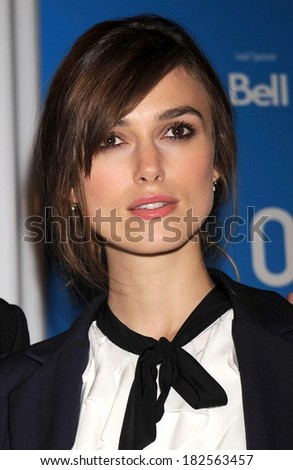 Keira Knightley at the press conference for Press Conference for THE DUCHESS, Sutton Place Hotel, Toronto, ON, September 07, 2008