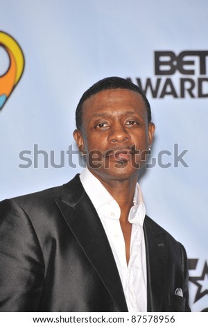 Keith Sweat at the 2009 BET Awards (Black Entertainment Television) at the Shrine Auditorium. June 28, 2009  Los Angeles, CA Picture: Paul Smith / Featureflash