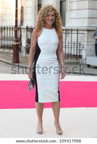 Kelly Hoppen arriving for the Royal Academy of Arts Summer Exhibition Party, at the Royal Academy of Arts, London. 30/05/2012 Picture by: Alexandra Glen / Featureflash