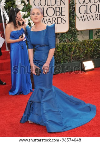 Kelly Osbourne at the 69th Golden Globe Awards at the Beverly Hilton Hotel. January 15, 2012  Beverly Hills, CA Picture: Paul Smith / Featureflash
