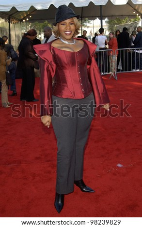 KELLY PRICE at the 16th Annual Soul Train Music Awards in Los Angeles. 20MAR2002.   Paul Smith / Featureflash