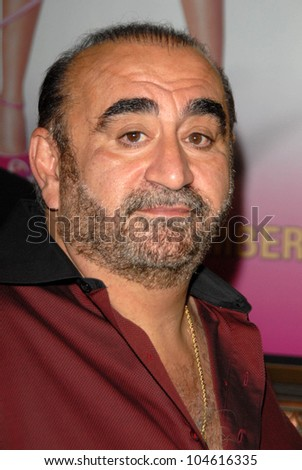 Ken Davitian at the Los Angeles Premiere of 'Legally Blond The Musical'. Pantages Theatre, Hollywood, CA. 08-14-09