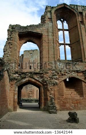 Kenilworth Castle Ruins in Kenilworth (England)