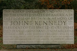 Kennedy Tribute