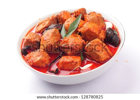 Kerala fish curry,