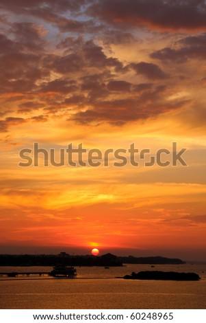 Kerala sunset cruise boat