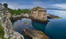 Kerpe Rocks. Kocaeli - Turkey