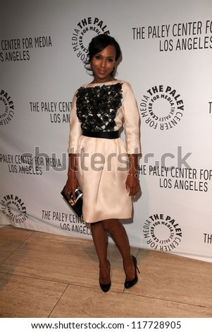 Kerry Washington at the PaleyFest 2012 Fall TV Preview: Scandal, Paley Center for the Media, Beverly Hills, CA 09-11-12