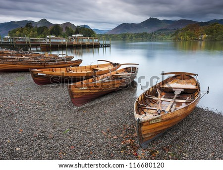 Keswick, English Lake District