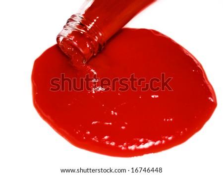 Ketchup, tomato sauce
