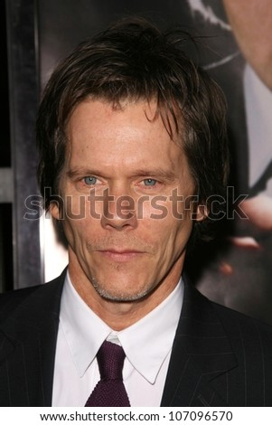 Kevin Bacon  at the Los Angeles Premiere of 'Frost-Nixon'. Samuel Goldwyn Theater, Los Angles, CA. 11-24-08
