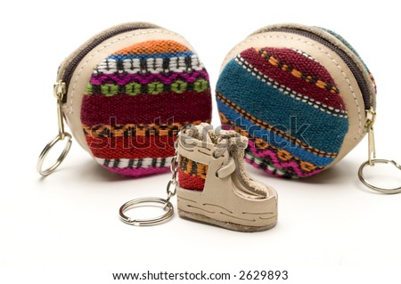 key chain souvenirs hand made el salvador central america