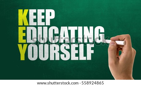 KEY - Keep Educating Yourself #558924865