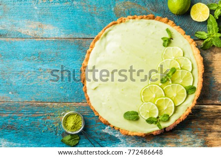 Key Lime Pie #772486648