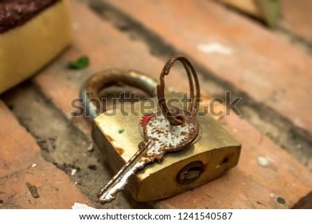 Key,master key,key closeup,security,home security #1241540587