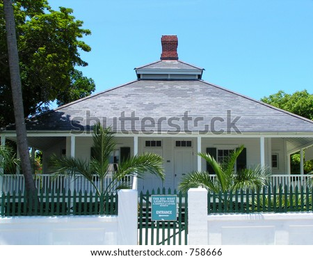 Key West Lighthouse Keeper's Quarters