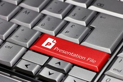 Keyboard key - Presentation File
