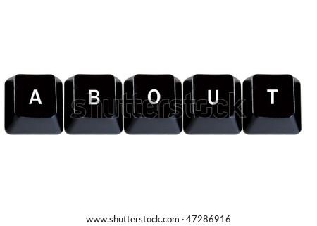 keyboard keys about