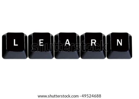 keyboard keys learn