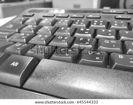 Keyboard Thai #645544333