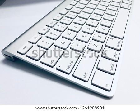 Keybord word letter #1261908901