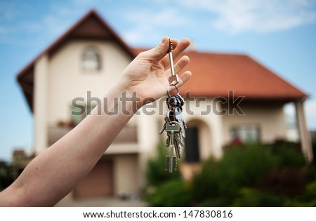 Keys from house