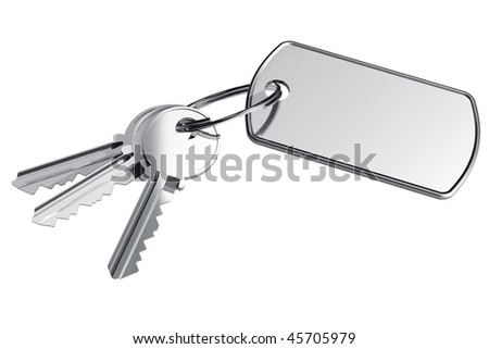 Keys with label