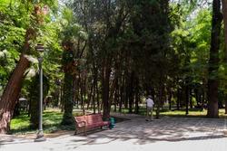 Khan's Garden in Ganja / Azerbaijan