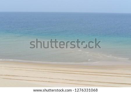 Khor Al Adaid, Inland Sea, Qatar Desert, Middle East