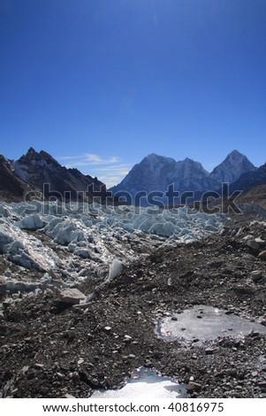 Khumbu Glacier - Nepal