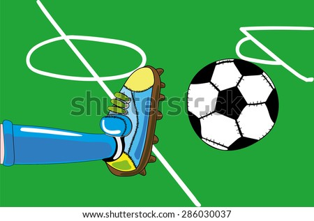 Kick the ball #286030037