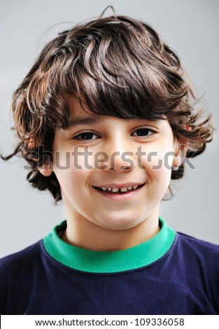 stock photo : Kid portrait