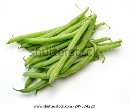 Kidney beans in a white background Сток-фото ©