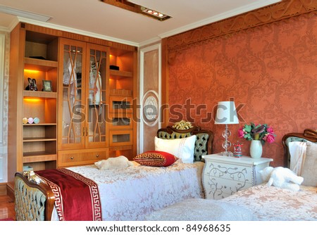 Kids bedroom and closet