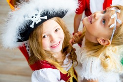 Kids costume party
