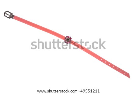 kids simple bracelet - stock photo