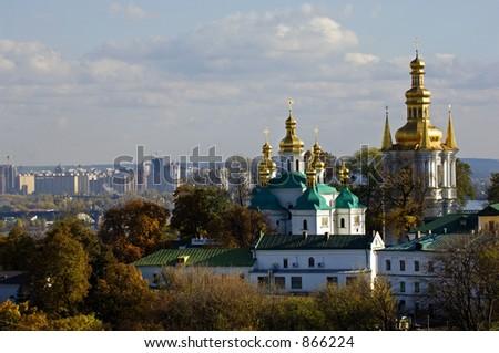 Kiev-Pechersk Lavra (monastery) in Kiev, Ukraine