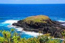 Kilauea Lighthouse, Kauai island, Hawaii