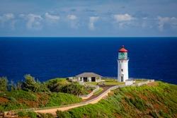 Kilauea Lighthouse on Kauai