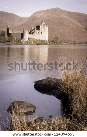 Kilchurn Castle Scotland